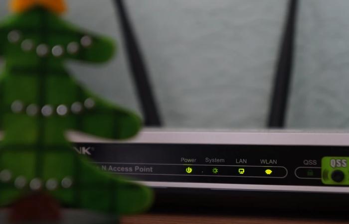 configure router