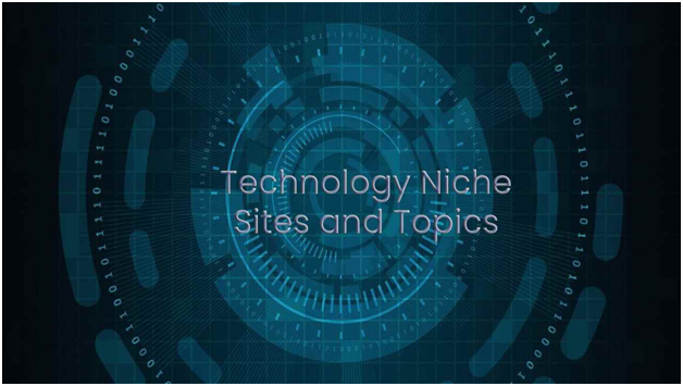 technology niche sites