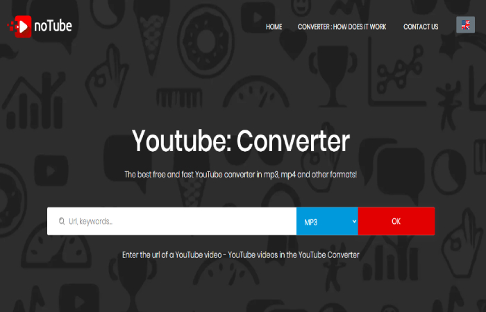 Notube - MP3 Converter