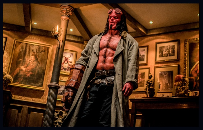 About Hellboy 2019