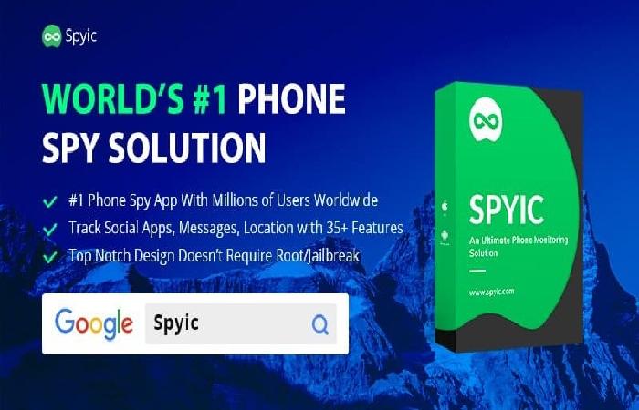 Spyic - Best Kids GPS Trackers in 2021