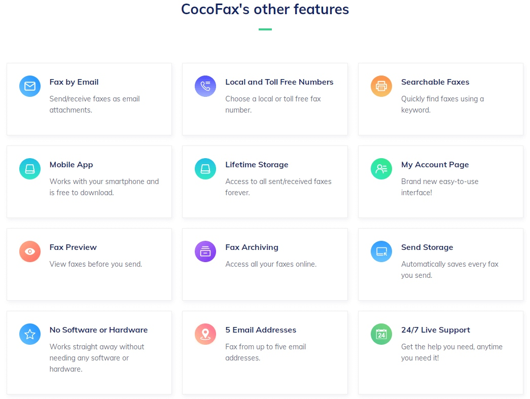 Why Do We Choose CocoFax - Fax from iPhone or iPad for Free